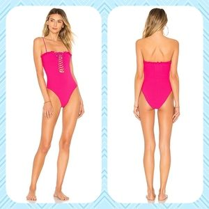 LOVERS AND FRIENDS COME ABOARD ONE PIECE SWIMSUIT